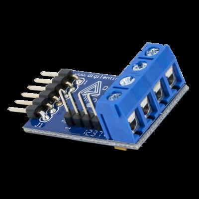 PmodHB3:带有反馈输入的H桥驱动器