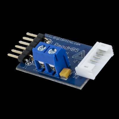 PmodHB5:带有反馈输入的H桥驱动器