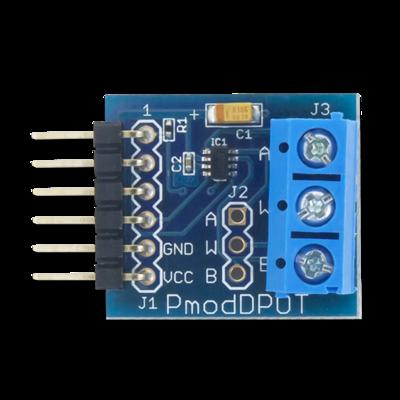 PmodDPOT:数字式电位计
