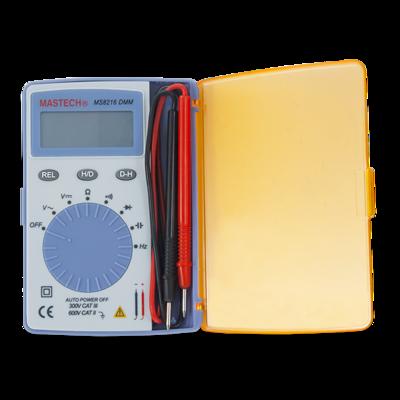 MS8216:紧凑型可自动定量程数字万用表