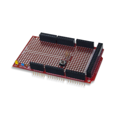 Protoshield for the chipKIT Max32