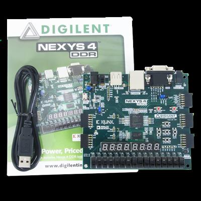 Nexys A7-100T(原名:Nexys 4 DDR)RISC-V开发板:Artix-7 FPGA进阶级智能互联开发板
