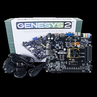 Genesys 2:Kintex-7 FPGA大数据互联及视频系统开发板 RISC-V开发板