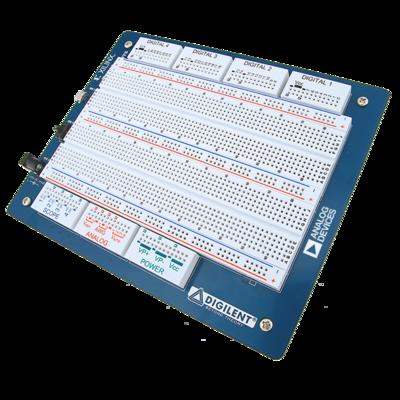 Electronics Explorer:一体式USB示波器,万用表及工作站