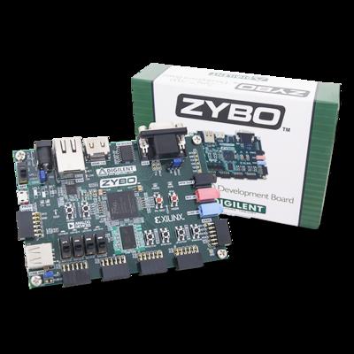 Zybo:Zynq-7000 ARM, FPGA SoC训练板
