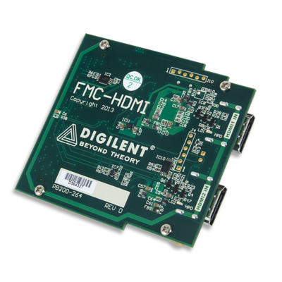 FMC-HDMI:双HDMI输入扩展子板