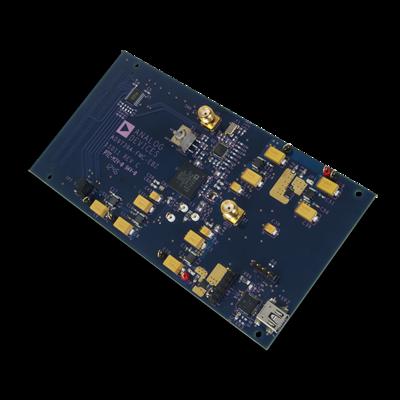AD9739A: 2.5GSPS 14-Bit RF DAC FMC Card
