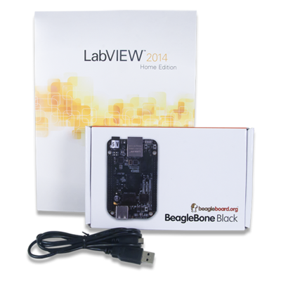 LabVIEW for BeagleBone DIGILENT套件