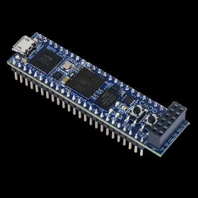 Cmod A7-35T:直连面包板的Artix 7 FPGA最小系统