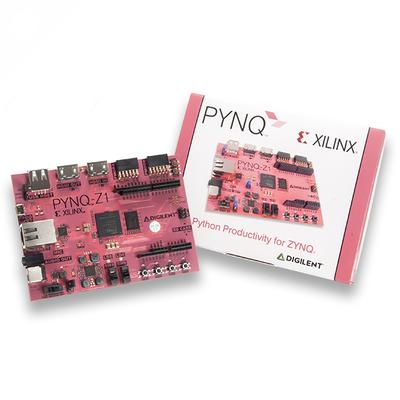 嵌入式人工智能AI平台PYNQ-Z1:支持Python编程的Zynq开发板