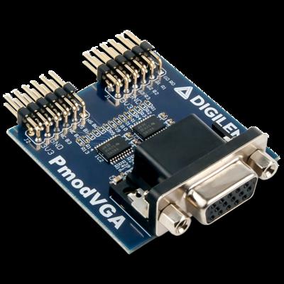 PmodVGA:VGA输出模块