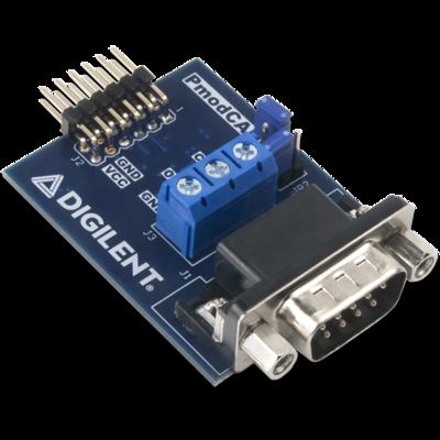 PmodCAN:集成收发器的CAN 2.0B控制模块