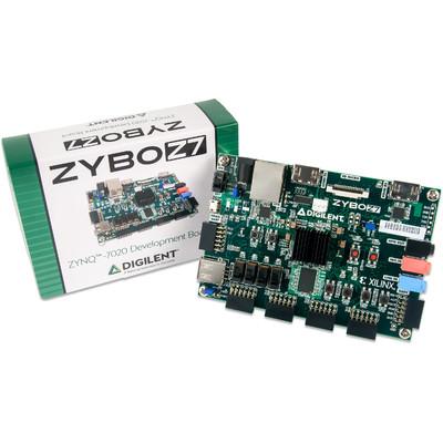 Zybo Z7-20:全新升级款Zynq-7000 ARM/FPGA SoC开发板