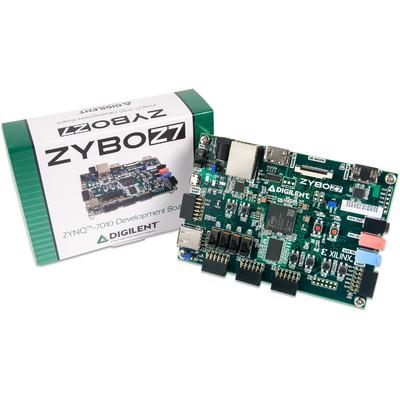 Zybo Z7-10:全新升级款Zynq-7000 ARM/FPGA SoC开发板