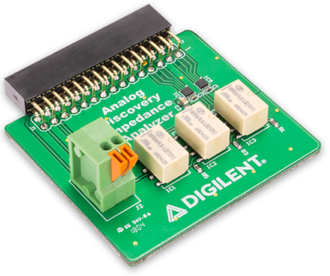 Impedance Analyzer for Analog Discovery