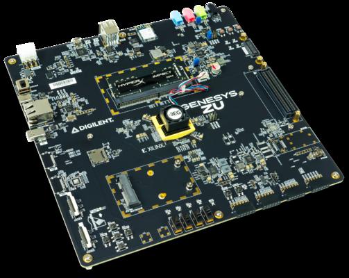 Genesys ZU: Zynq Ultrascale+ MPSoC开发板