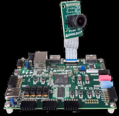 Zybo-Z7嵌入式视觉系统套件
