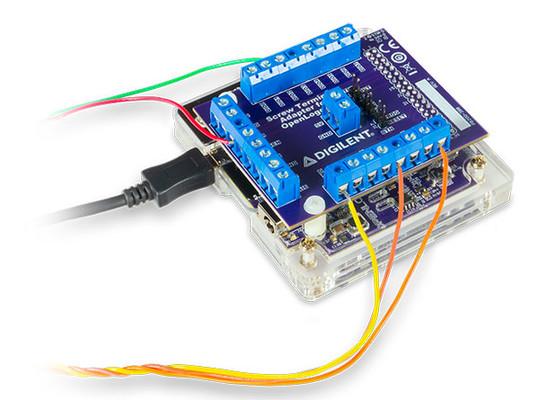 OpenLogger附件包:高分辨率便携式数据记录器