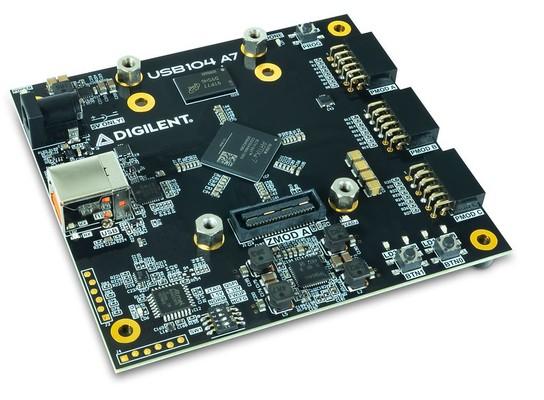 USB104 A7:PC / 104规格的Artix-7 FPGA开发板