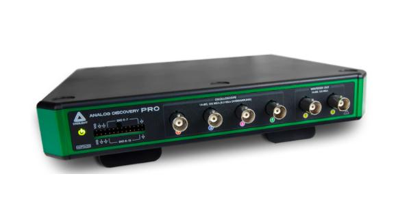 Analog Discovery Pro3450 (ADP3450)高性价比全可编程智能虚拟仪器